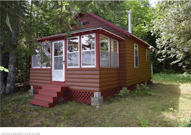 28 Rainbow Cottage Lane, Eastbrook, Maine 04634