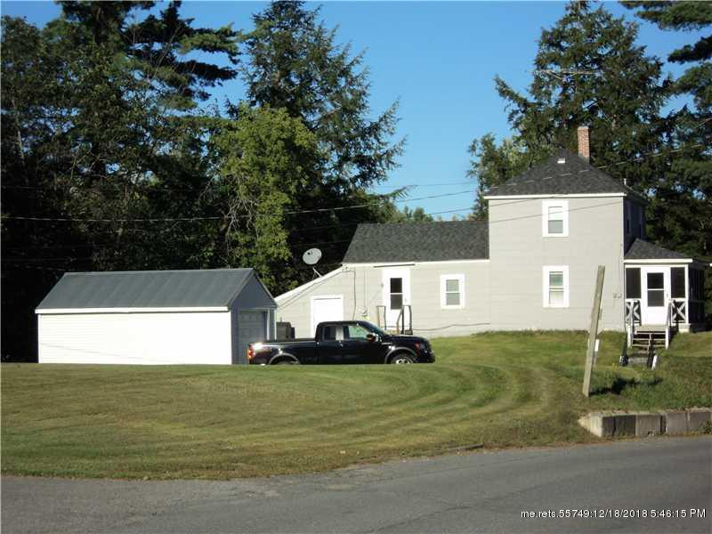 17 Railroad Avenue, Brownville, Maine 04415