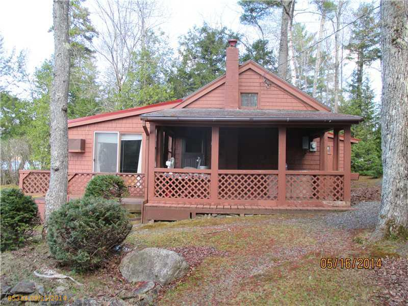 45 South Shore Road, Lake View Plt, Maine 04463