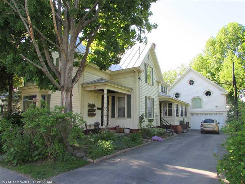10 East Leavitt Street, Skowhegan, Maine 04976