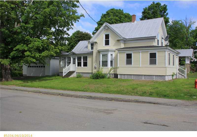 54 North Avenue, Skowhegan, Maine 04976