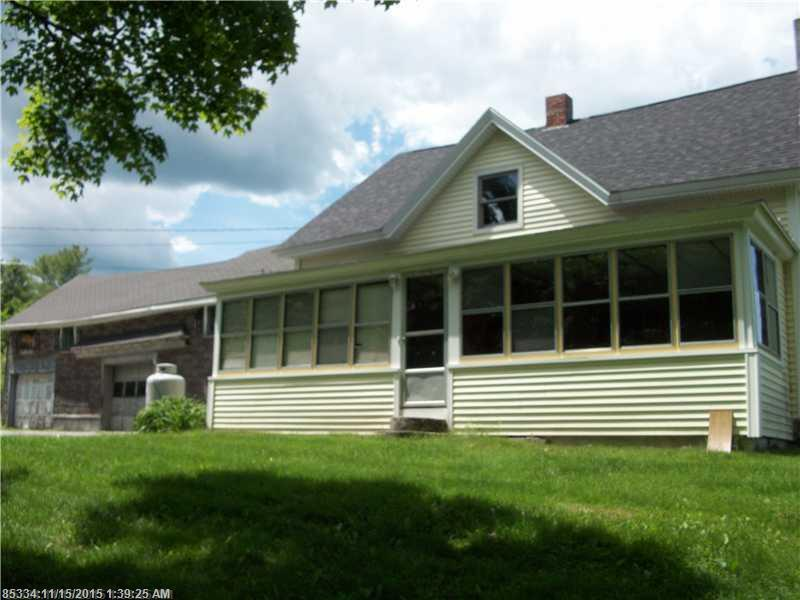 113 Canaan Road, Pittsfield, Maine 04957
