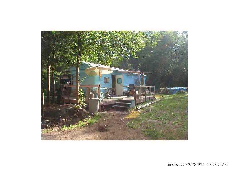 28 Moose Road And Bemis Road, Rangeley Plt, Maine 04970