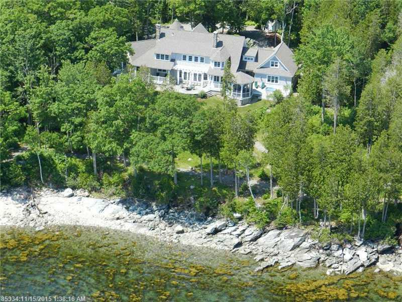 32 Seaspray Lane, Brooklin, Maine 04616