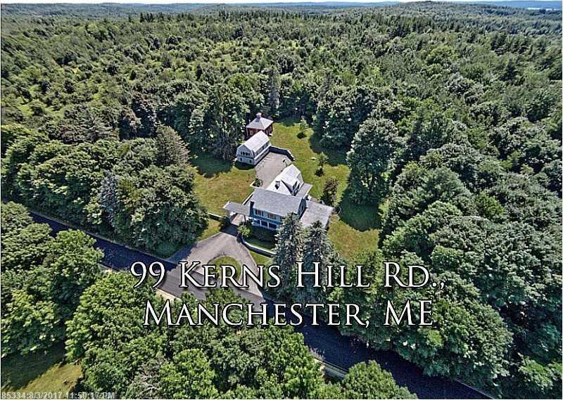 99 Kerns Hill Road, Manchester, Maine 04351