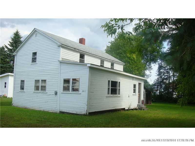 24 Turner Street, Presque Isle, Maine 04769
