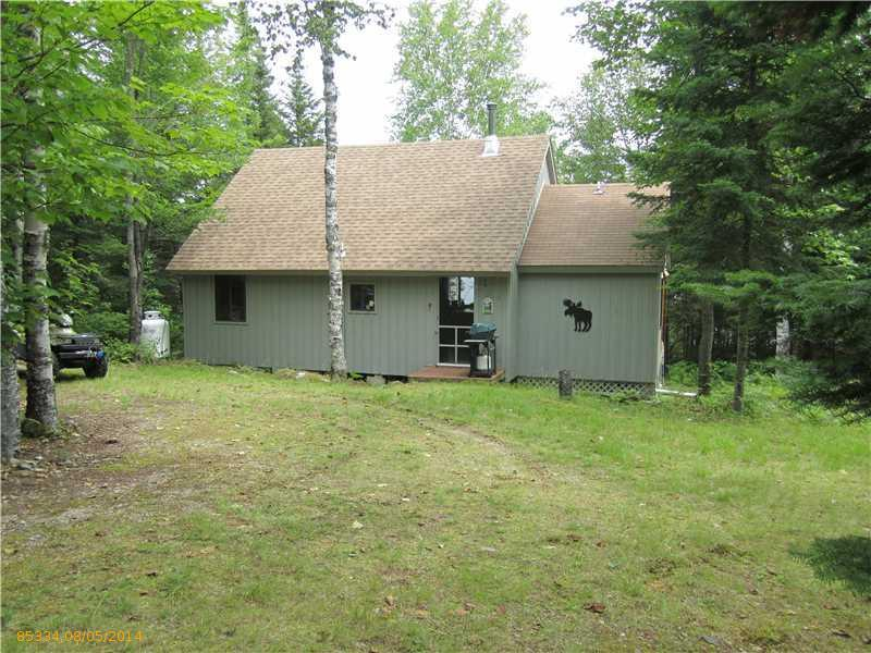 496 Grace Pond Road, Upper Enchanted Twp, Maine 04945