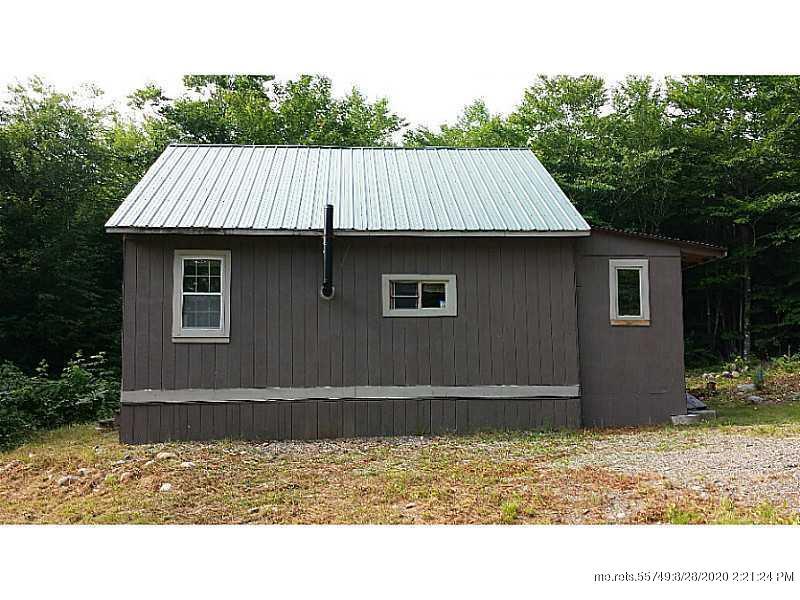 11-45 East Branch Road, Seboeis Plt, Maine 04448