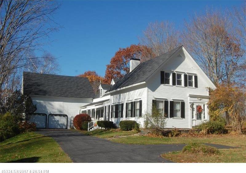 38 South Stanley Hill Road, Vassalboro, Maine 04989