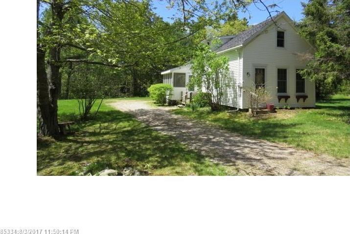 30 Bert Gray Road, Sullivan, Maine 04664