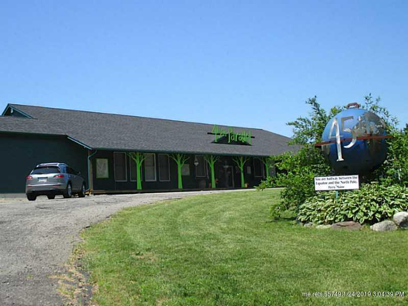 1362 Route 1, Perry, Maine 04667