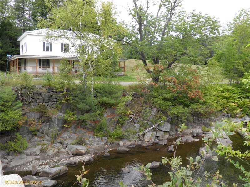 1 Reeds Mills Road, Madrid Twp, Maine 04970