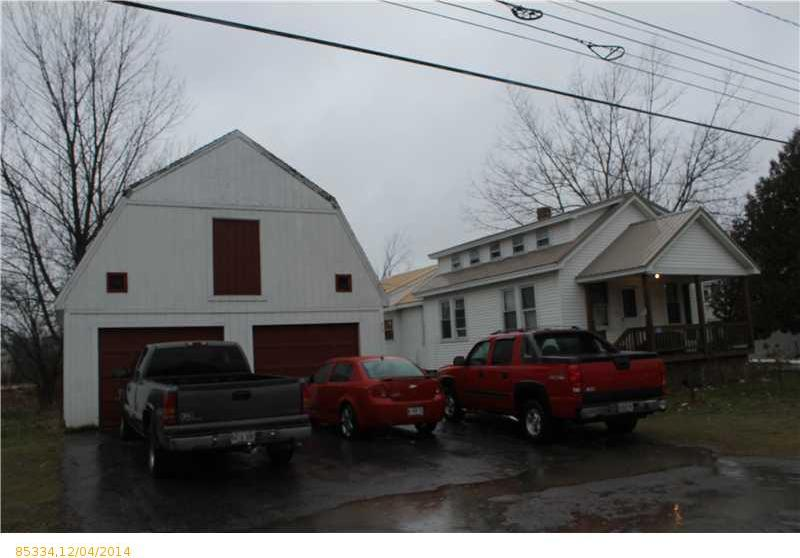 406 Station Road, Stacyville, Maine 04777