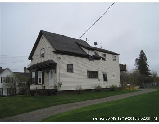 6 Cleveland St, Houlton, Maine 04730