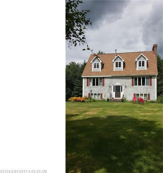 158 Long Pond Rd, Jackman, Maine 04945