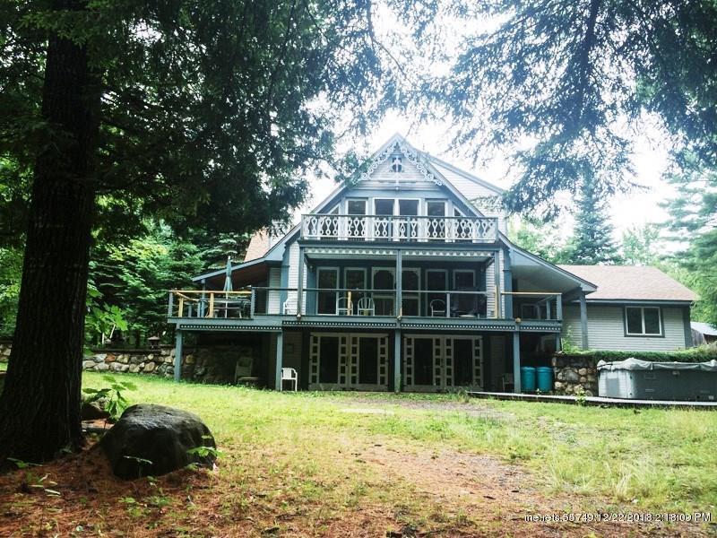 219 Carrabassett River Rd, New Portland, Maine 04961