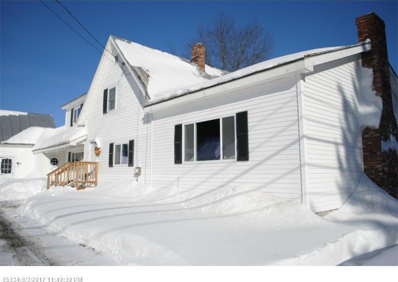142 Malbons Mills Rd, Skowhegan, Maine 04976
