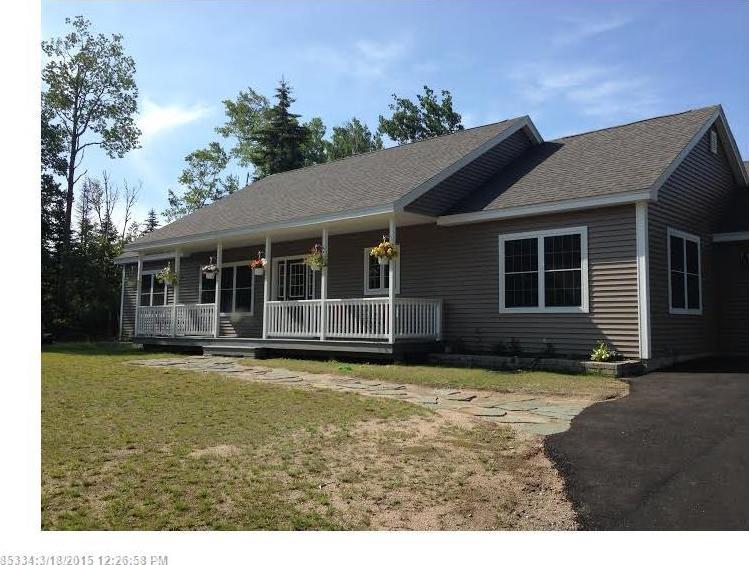 264 Hadley Lake Road, East Machias, Maine 04630
