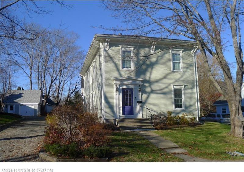 5 Pearl St 1, Camden, Maine 04843