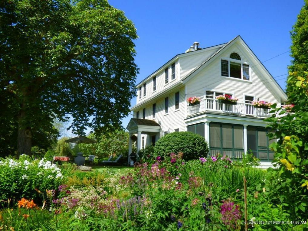 4 Oak Hill Rd, Mount Desert, Maine 04660