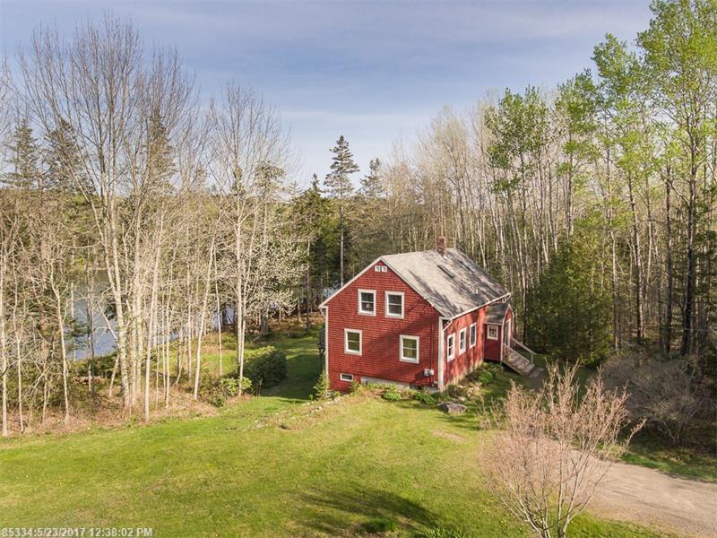 148 Wadsworth Point Rd, Friendship, Maine 04547