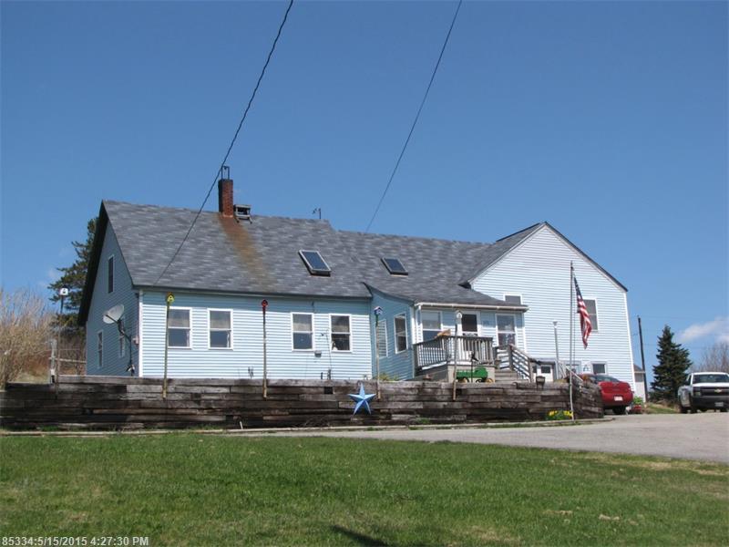 420 Number Nine Rd, Cutler, Maine 04626