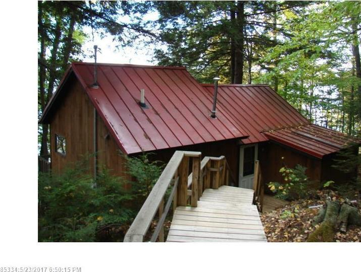 8 Lake View Dr 32, Embden, Maine 04958
