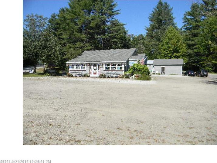 251 North High St, Bridgton, Maine 04009