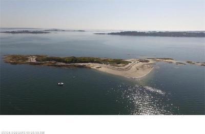 Photo of 0 Sand Is, Chebeague Island, Maine 04017