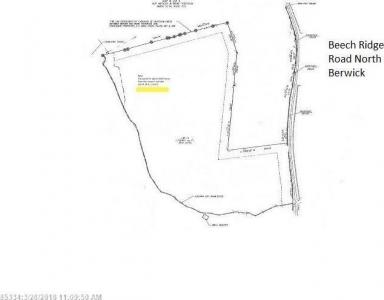 Lot 14 Beech Ridge Rd, North Berwick, Maine 03906