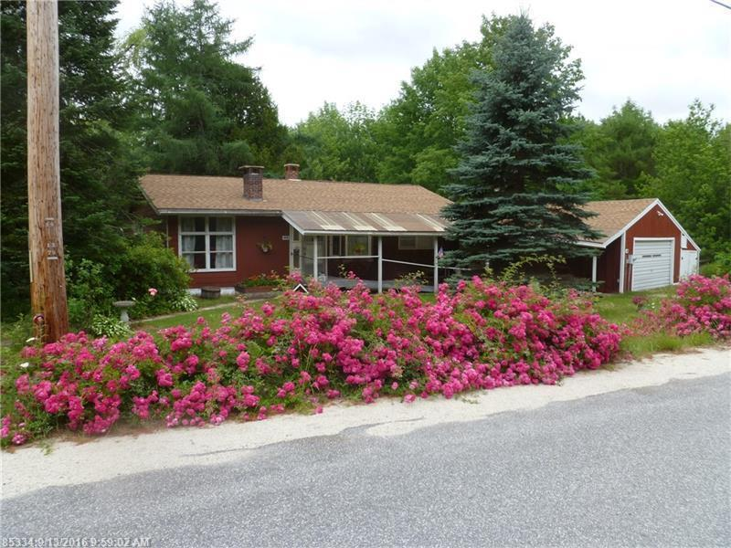 498 Mayberry Hill Rd, Casco, Maine 04015