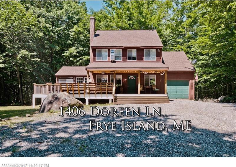 1406 Doreen Ln, Frye Island, Maine 04071
