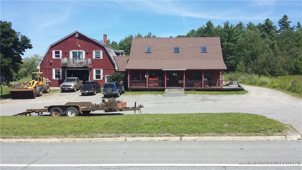 Mls 1270488 990 Wilson St Brewer Maine 04412
