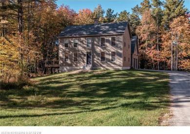 33 Cushnoc Ln, Brunswick, Maine 04011