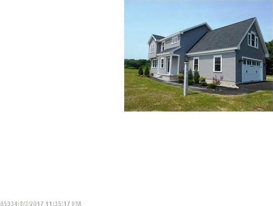 Lot 8 Annie's Way, Gorham, Maine 04038