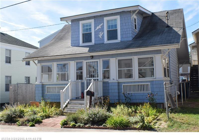 Mls 1282190 13 Fern Ave Old Orchard Beach Maine 04064