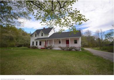 121 Lowell Rd, Enfield, Maine 04493