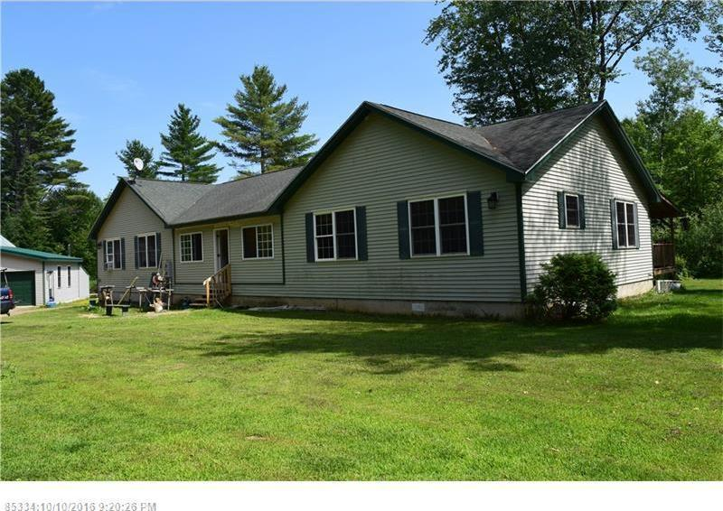 Home For Sale  Townhouse Rd Kenduskeag Maine