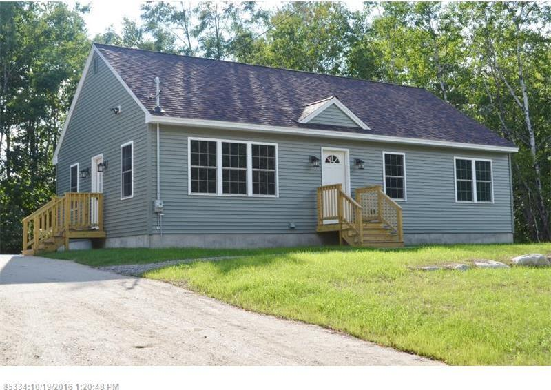 26a Route 107, Sebago, Maine 04071