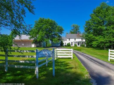 1007 Intervale Road, New Gloucester, Maine 04260