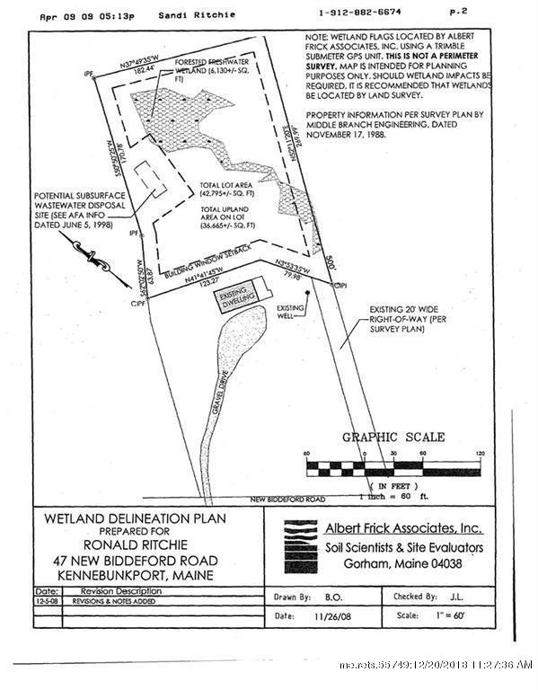Goose Rocks Beach Condos For Sale