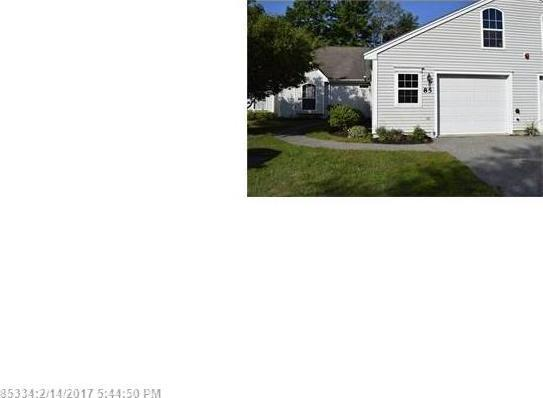 85 Cumberland Ln 85, Gorham, Maine 04038