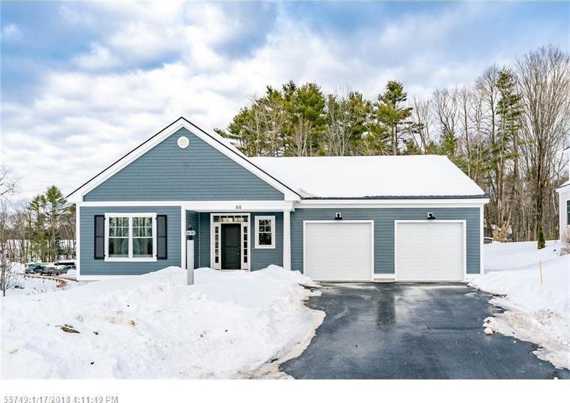 64 Wyman Way (lot 36), Cumberland, Maine 04021