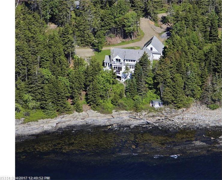 66 Back Shore Ln, Harpswell, Maine 04079