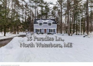 15 Paradise Ln, Waterboro, Maine 04061