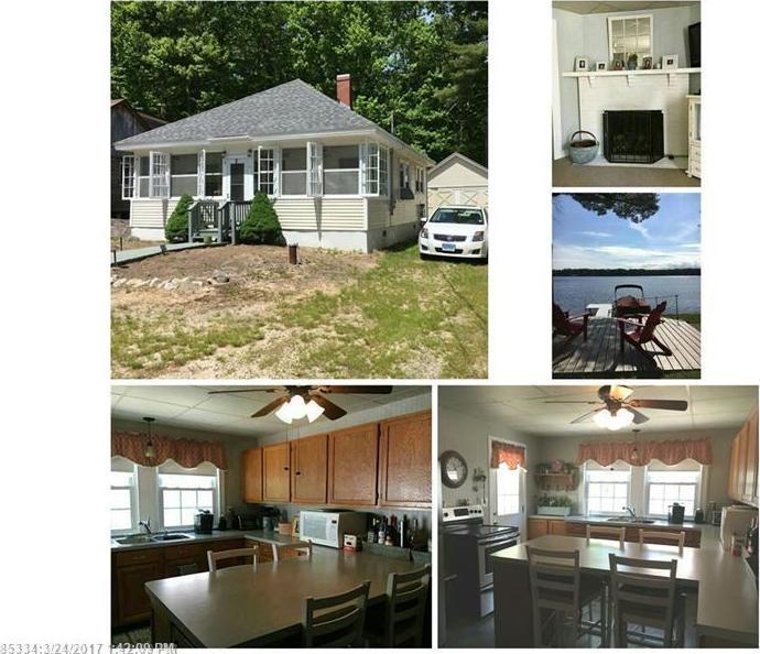 31 Naomi St, Sebago, Maine 04029