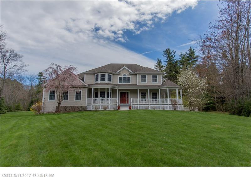 10 Stonewood Ln, Kennebunkport, Maine 04046