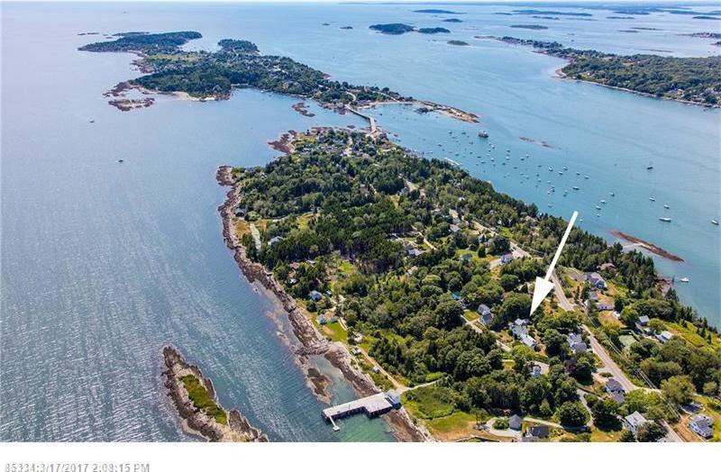 12 Leeman Rd, Harpswell, Maine 04066