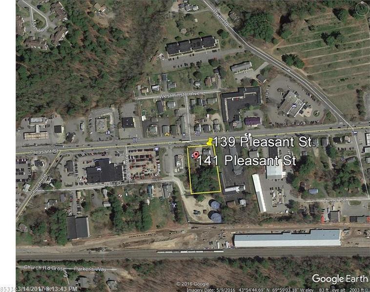 139 - 141 Pleasant St, Brunswick, Maine 04011