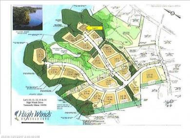 Lot 11 High Winds Dr, Yarmouth, Maine 04096